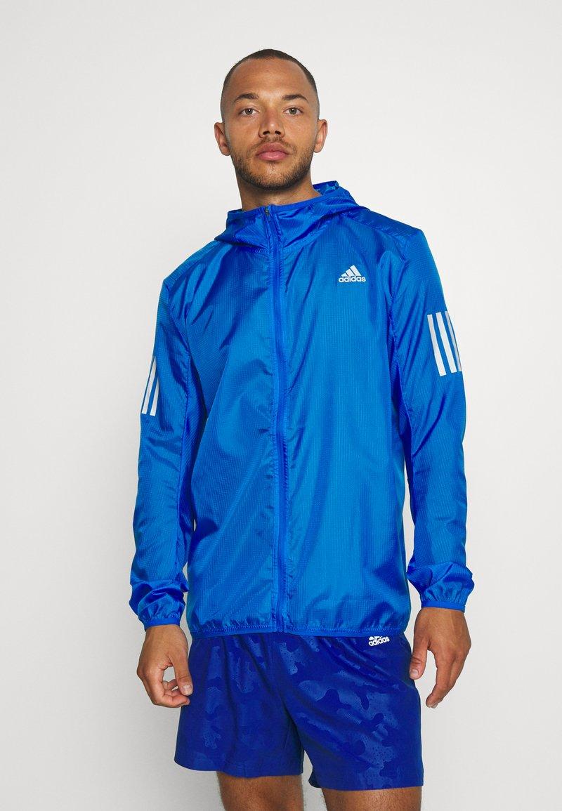 adidas Performance - OWN THE RUN  - Chaqueta de deporte - blue