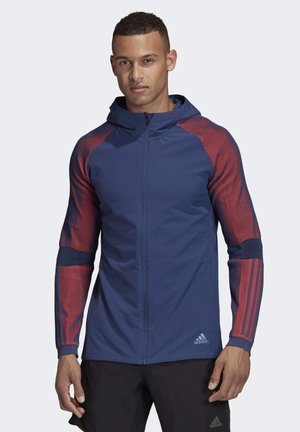 PHX 2 JACKET - Trainingsvest - blue/orange