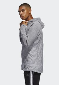 adidas Performance - OWN THE RUN HD WINDBREAKER - Veste coupe-vent - gray - 2