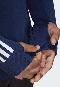 adidas Performance - CONDIVO 20 TRAINING TOP - Sports jacket - blue - 5