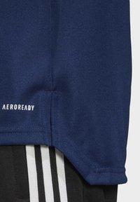 adidas Performance - CONDIVO 20 TRAINING TOP - Sports jacket - blue - 6