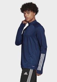adidas Performance - CONDIVO 20 TRAINING TOP - Sports jacket - blue - 2