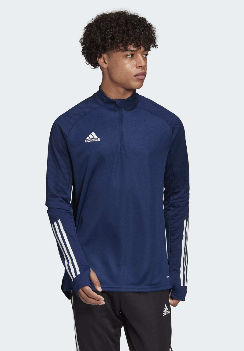 adidas Performance - CONDIVO 20 TRAINING TOP - Sports jacket - blue