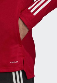 adidas Performance - CONDIVO 20 TRAINING TRACK TOP - Sports jacket - red - 4
