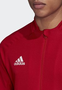 adidas Performance - CONDIVO 20 TRAINING TRACK TOP - Sports jacket - red - 5