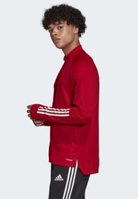adidas Performance - CONDIVO 20 TRAINING TRACK TOP - Sports jacket - red - 2