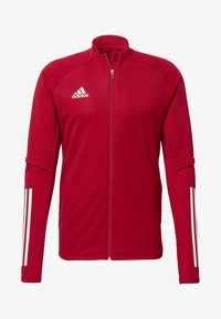 adidas Performance - CONDIVO 20 TRAINING TRACK TOP - Sports jacket - red - 6