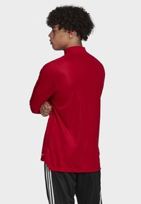 adidas Performance - CONDIVO 20 TRAINING TRACK TOP - Sports jacket - red - 1