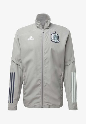 SPAIN PRESENTATION TRACK TOP - Voetbalshirt - Land - grey
