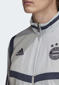 adidas Performance - FC BAYERN PRESENTATION JACKET - Sports jacket - gray - 5
