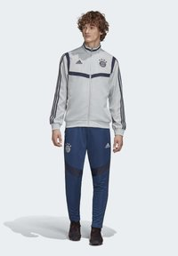 adidas Performance - FC BAYERN PRESENTATION JACKET - Sports jacket - gray - 1
