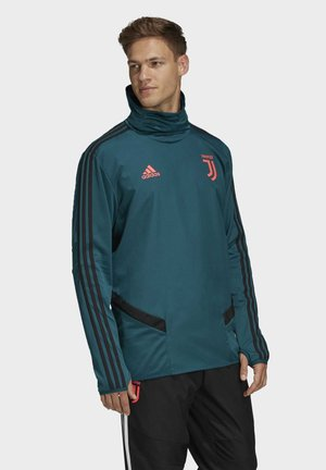 JUVENTUS WARM TOP - Klubbklær - green