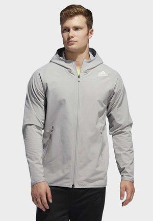 FREELIFT COLD-WEATHER HOODED JACKET - Træningsjakker - grey