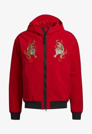MUST HAVES WINDBREAKER - Training jacket - red
