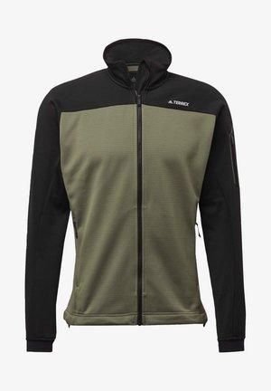 TERREX STOCKHORN FLEECE JACKET - Fleece jacket - black