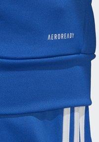 adidas Performance - MTS TRACKSUIT - Sweatjacke - blue - 5