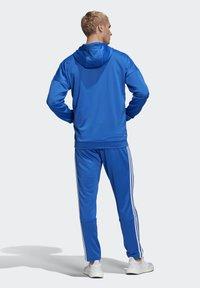 adidas Performance - MTS TRACKSUIT - Sweatjacke - blue - 2