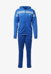 adidas Performance - MTS TRACKSUIT - Sweatjacke - blue - 7