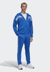 adidas Performance - MTS TRACKSUIT - Sweatjacke - blue - 3