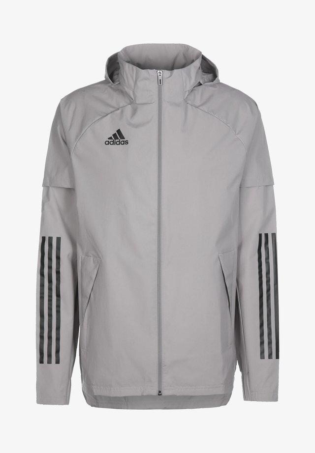 CONDIVO - Trainingsvest - team mid grey/black