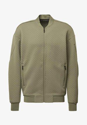 Fleece jacket - green