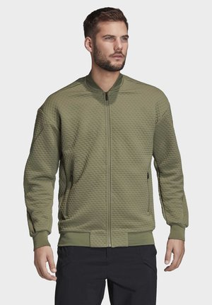 Veste polaire - green