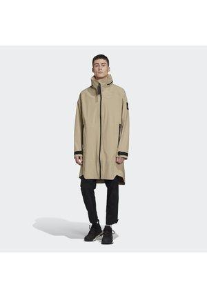 MYSHELTER RAIN.RDY PARKA - Outdoor jacket - beige