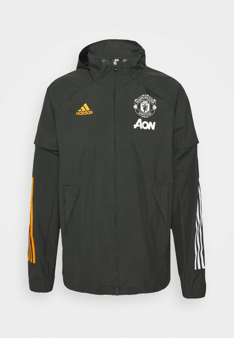 adidas Performance - MANCHESTER UNITED SPORTS FOOTBALL JACKET - Equipación de clubes - legear