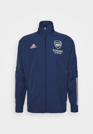 ARSENAL FC SPORTS FOOTBALL TRACKSUIT JACKET - Equipación de clubes - blue