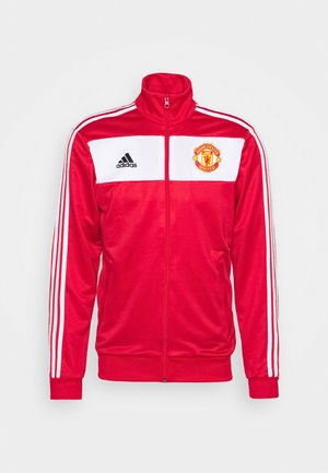MANCHESTER UNITED SPORTS FOOTBALL TRACK - Chaqueta de entrenamiento - red