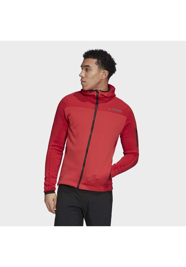 STOCKHORN HOODED JACKET - Training jacket - red