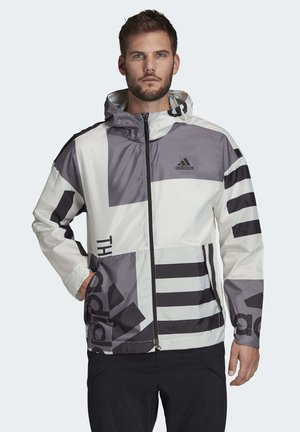 URBAN WIND.RDY WINDBREAKER - Veste de survêtement - white