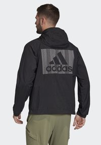 adidas Performance - ANORAK WIND.RDY WINDBREAKER - Veste coupe-vent - black - 2