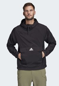 adidas Performance - ANORAK WIND.RDY WINDBREAKER - Veste coupe-vent - black - 0