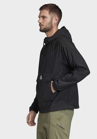 adidas Performance - ANORAK WIND.RDY WINDBREAKER - Veste coupe-vent - black - 3