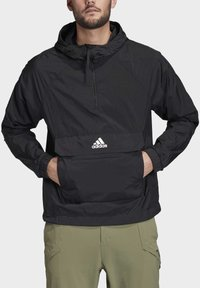 adidas Performance - ANORAK WIND.RDY WINDBREAKER - Veste coupe-vent - black - 5