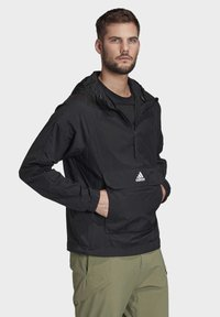 adidas Performance - ANORAK WIND.RDY WINDBREAKER - Veste coupe-vent - black - 4