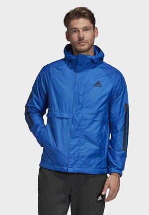 BSC 3-STRIPES WIND.RDY WINDBREAKER - Windbreaker - blue