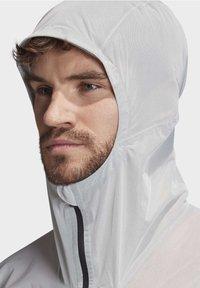 adidas Performance - Sports jacket - white - 7