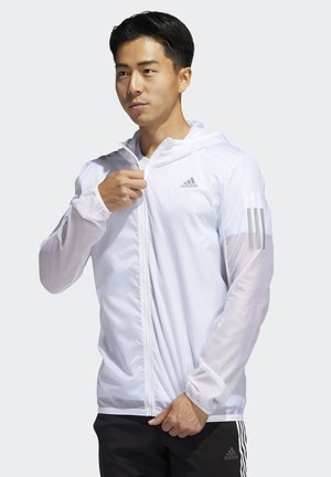 RESPONSE JACKET - Veste imperméable - white