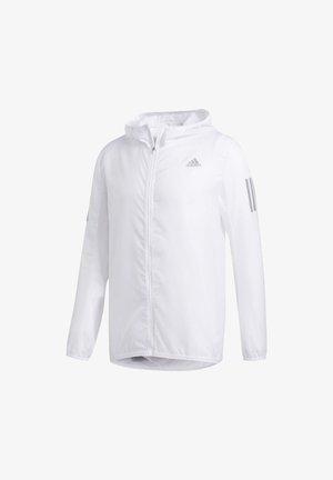 RESPONSE JACKET - Waterproof jacket - white