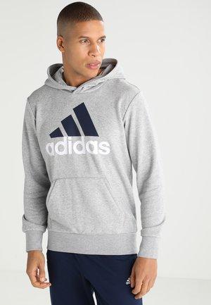Jersey con capucha - medium grey heather