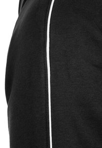 adidas Performance - CORE ELEVEN FOOTBALL HODDIE SWEAT - Felpa con cappuccio - black/white - 3
