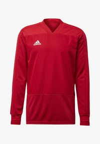 adidas Performance - CONDIVO 18 PLAYER FOCUS TRAINING TOP - Sweatshirt - red - 6