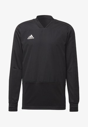 CONDIVO 18 PLAYER FOCUS TRAINING TOP - Sweater - black/white