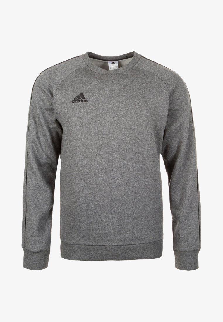 adidas Performance - CORE 18 SWEATSHIRT - Sweater - dark grey