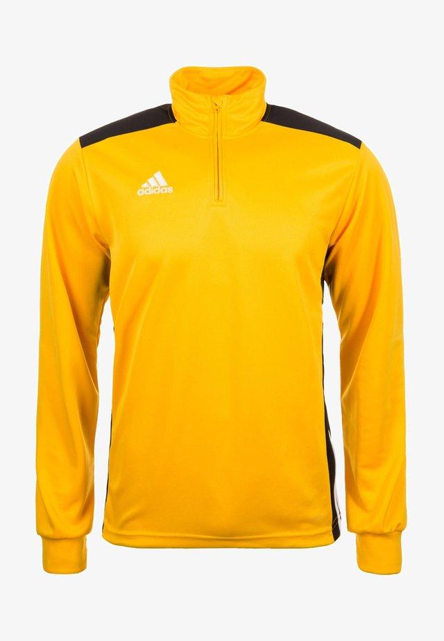REGISTA 18 - Felpa - yellow