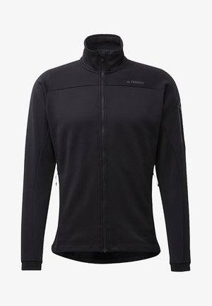 Stockhorn Fleece Jacket - Fleecejacke - black