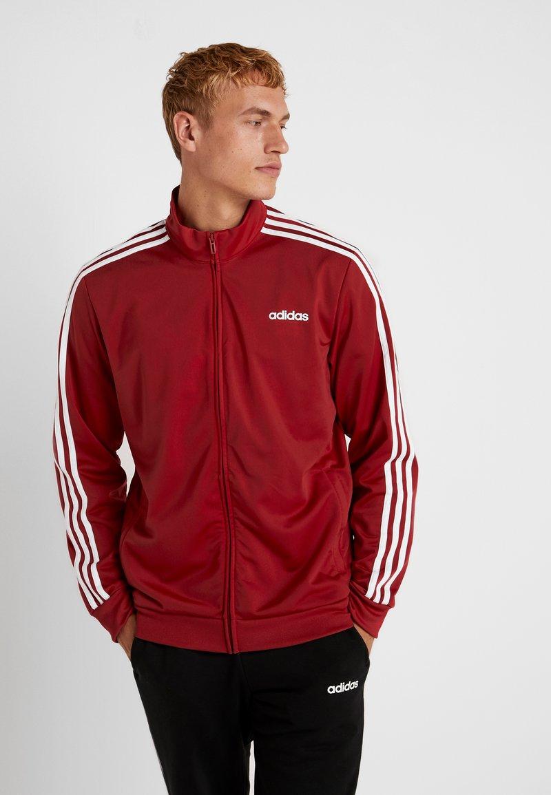 adidas Performance - Träningsjacka - red