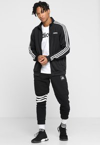 adidas Performance - Veste de survêtement - black/white - 1